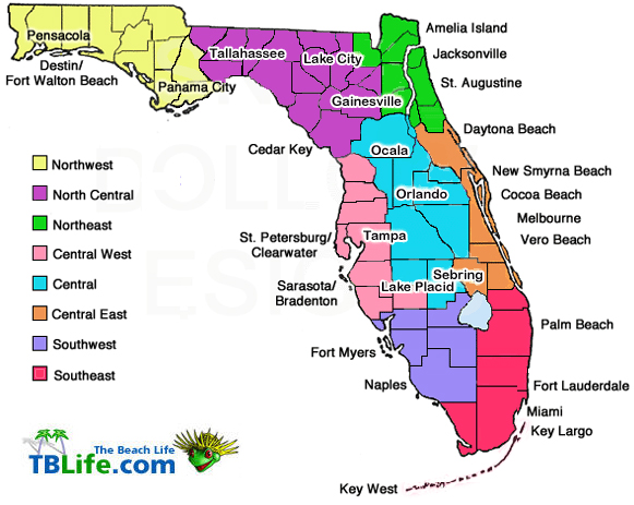 map of florida. counties map fl kalkaska with